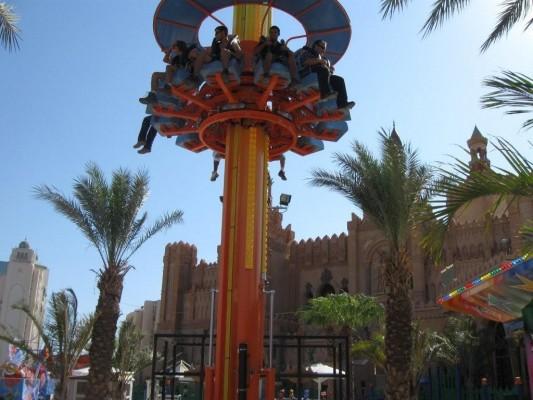 מגדל נפילה חופשית