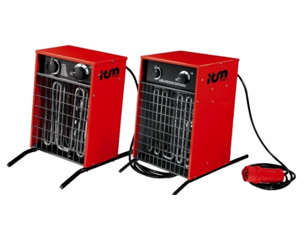 מפזרי חום תעשייתיים-תלת פאזי