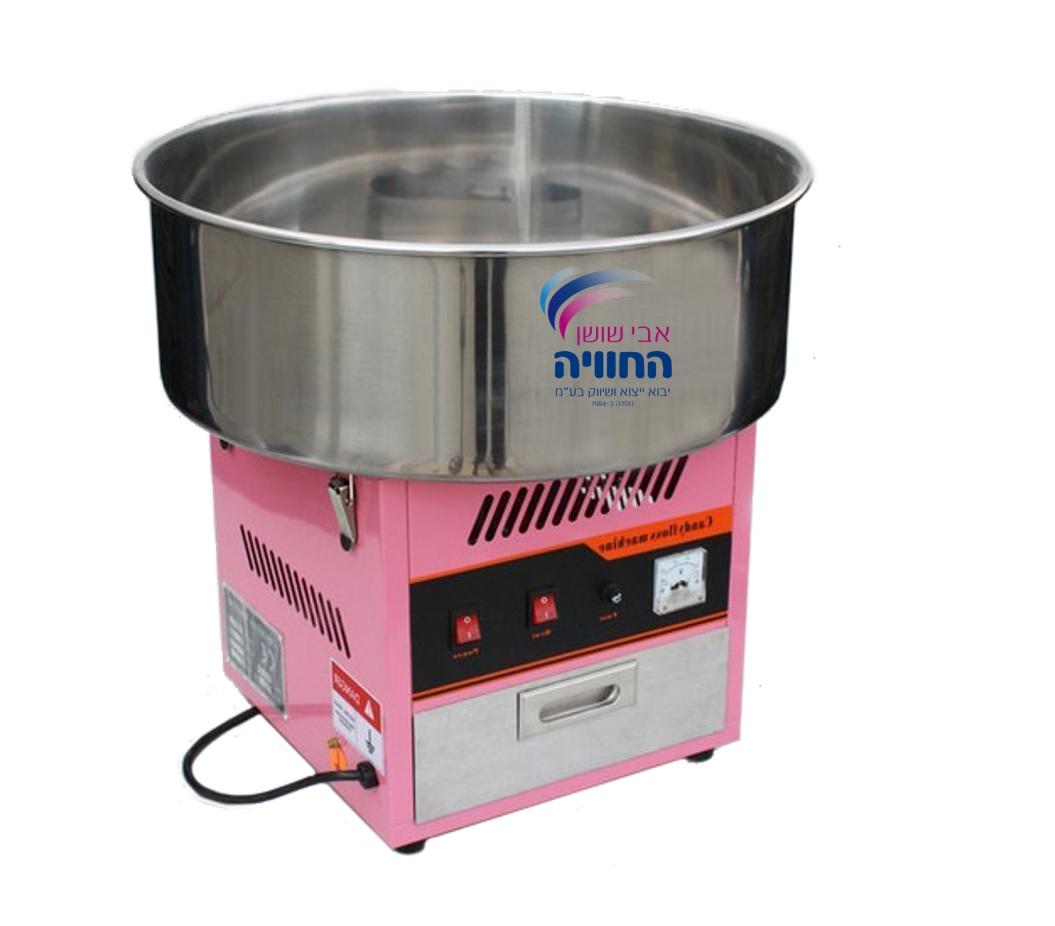 מכונת סוכר מקצועית Typhoon חזקה במיוחד